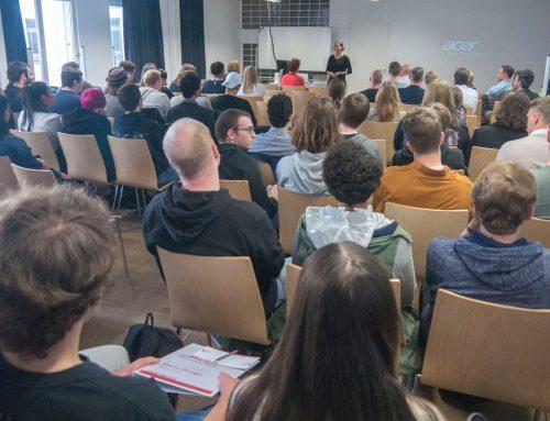 Semesterstart WiSe 2017/18 – mit Branchentalk