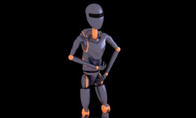 Truntable_Robot