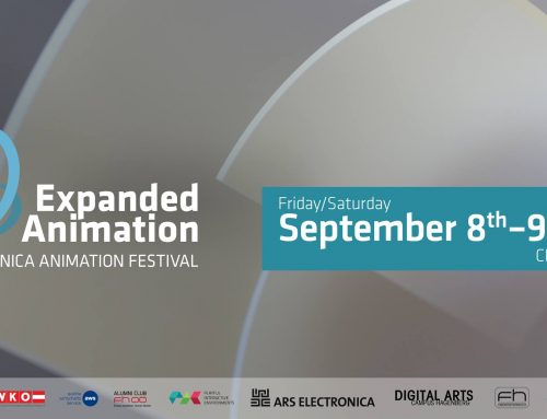 Vor Ort beim Ars Electronica Animation Festival