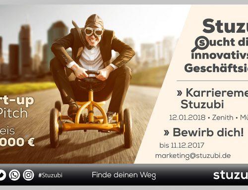 Stuzubi München: StartUp Pitch mit der mAHS in der Jury
