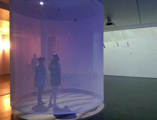 Lost in Mixed Reality: Studierende im Kunstmuseum Stuttgart