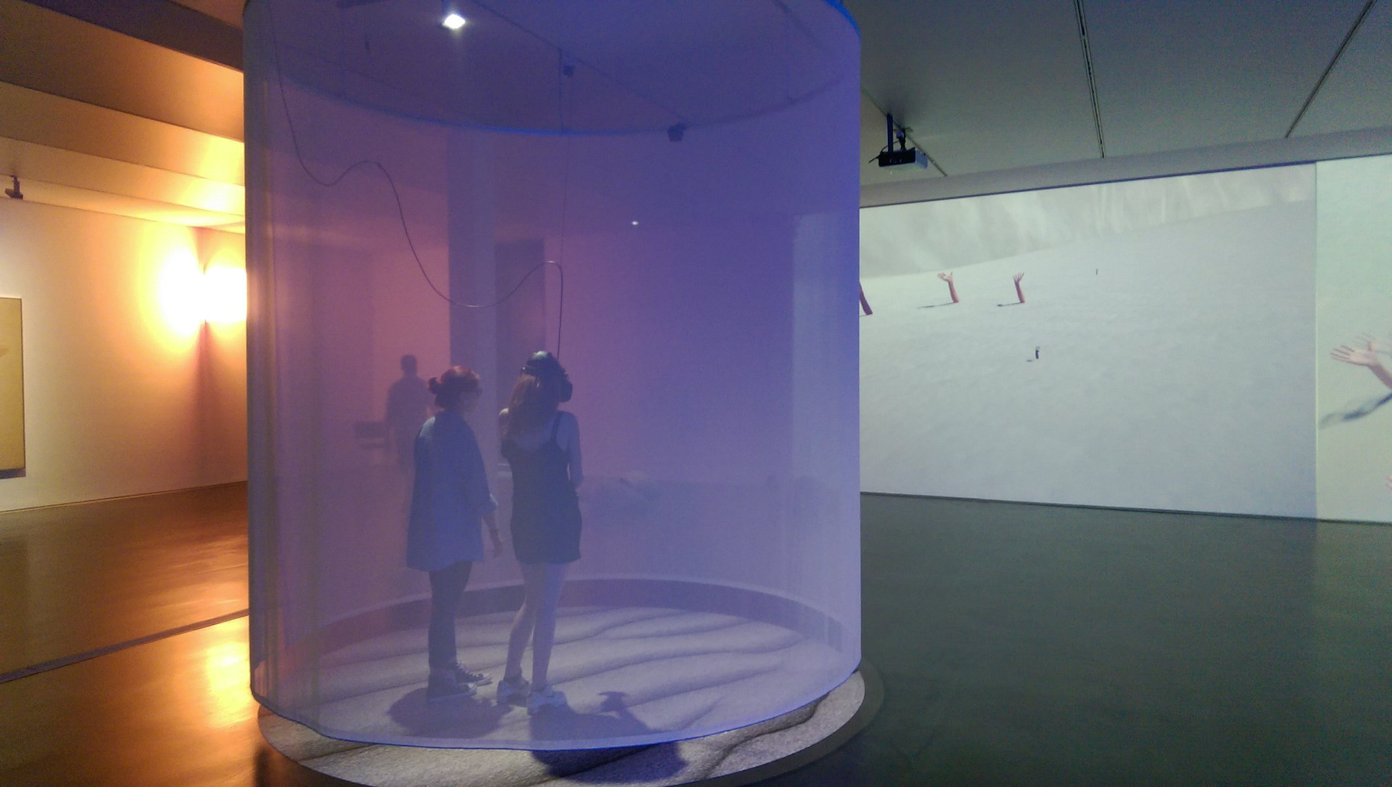 Mixed Reality Kunstmuseum Stuttg