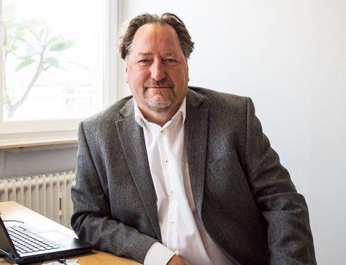 Neuer Rektor an der Hochschule: Dr. Jens Kircher