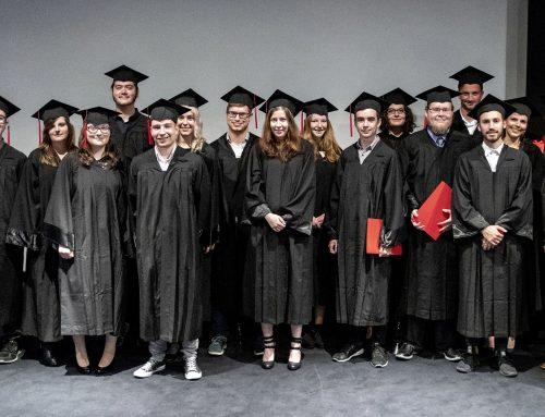 Take Off 2018 – Erster Jahrgang erfolgreich zum Bachelor