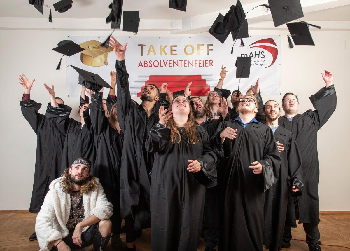 TakeOff 2019_Absolventenfeier mAHS