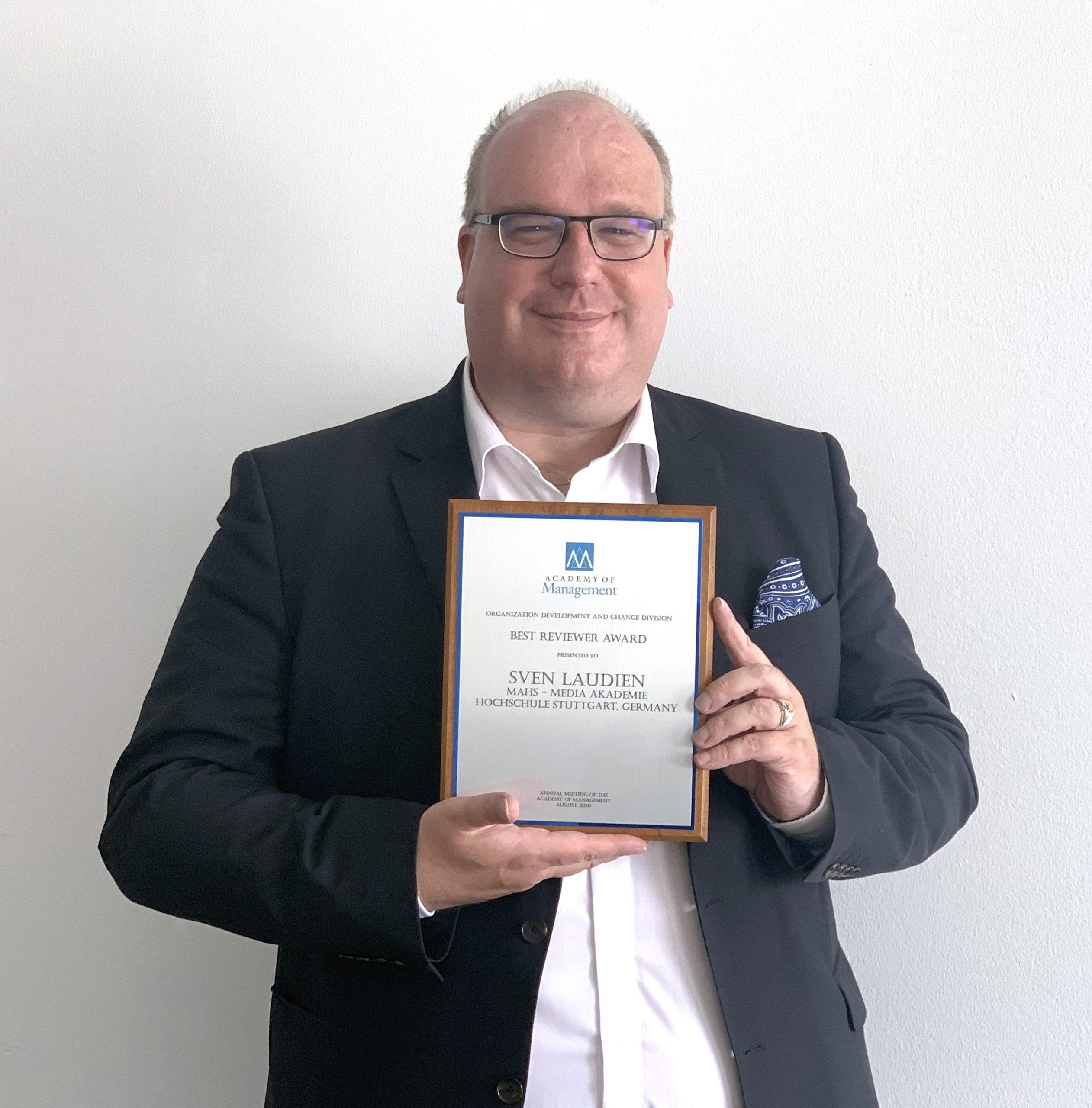 Prof. Dr. Sven M. Laudien